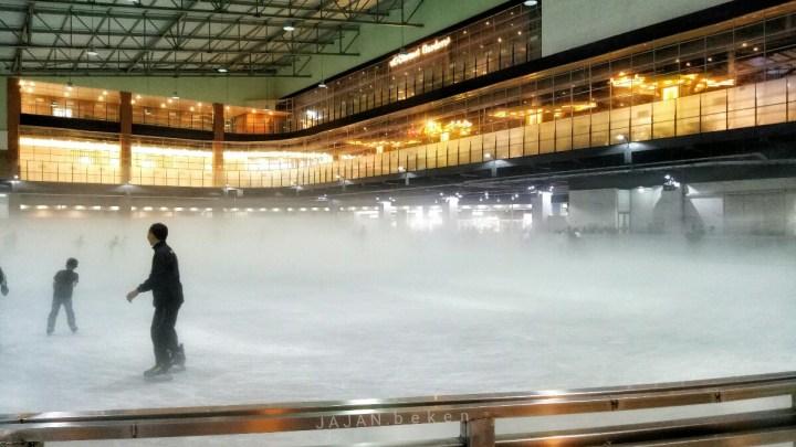 jajanbeken oasis centre arena