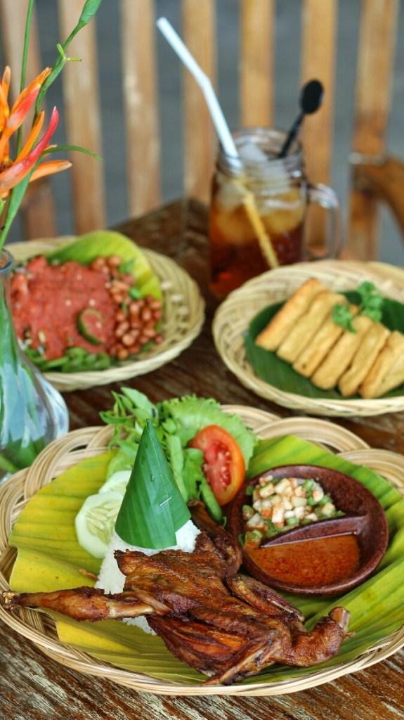 jajanbeken sunsethouse lombok kuliner khas lombok