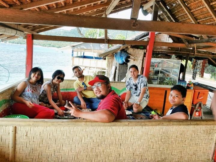 jajanbeken sunsethouse lombok pantai nipah