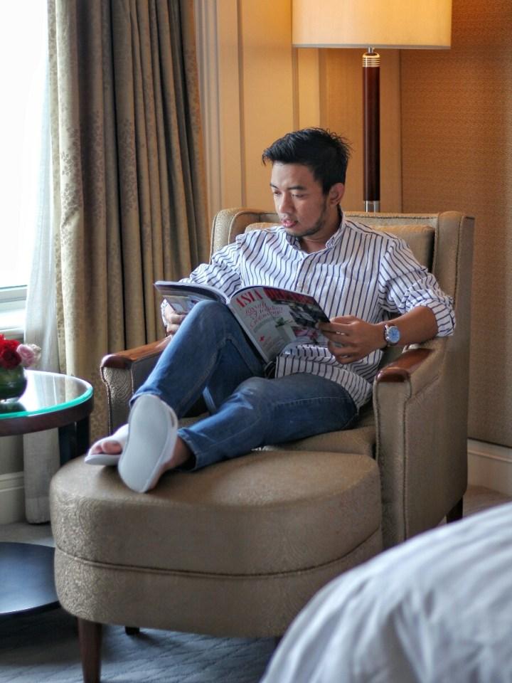 jajanbeken shangri la best bussines hotel jakarta