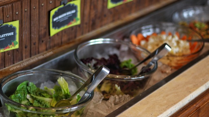 Tucanos Brazilian restoran at Jakarta