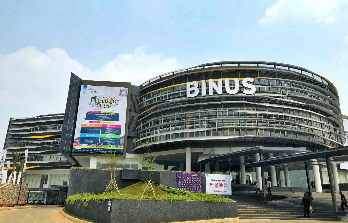 Image result for Binus