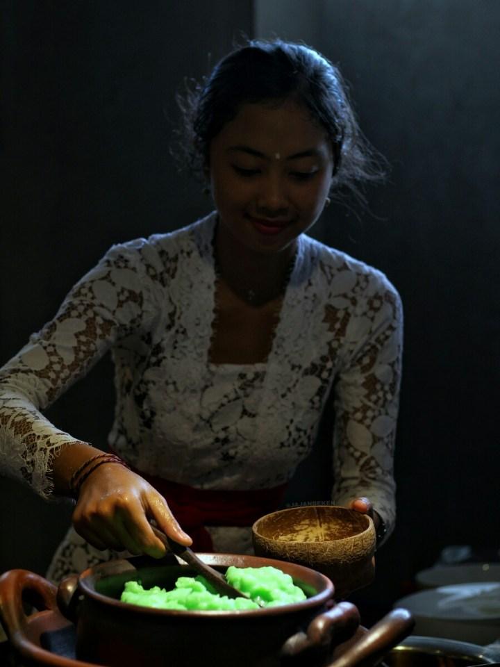 jajanbeken what to eat bali