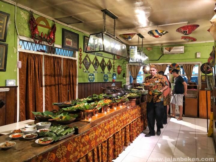mbah jingkrak indonesian food