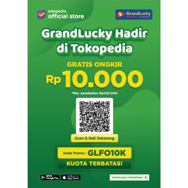 layanan delivery grand lucky