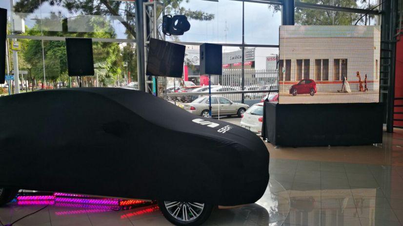 Presentación del nuevo Seat Ibiza, 2018