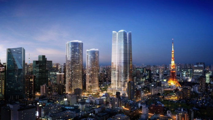 Aman Announces its First Branded Residences in Tokyo and Debuts Janu in Japan