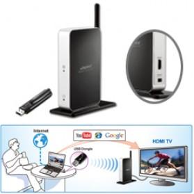Lapara Pc To Tv Hdmi Wireless Power Saving Solution Model La Whd