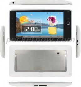 Huawei Ideos S7 - 105 (Capasitive Multitouch Display) Limited Edition-14 Days-White-5