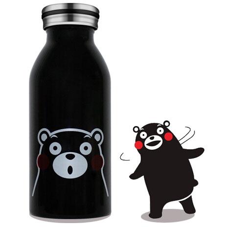 Botol Minum Stainless Steel Anak Gambar Kartun 350ml