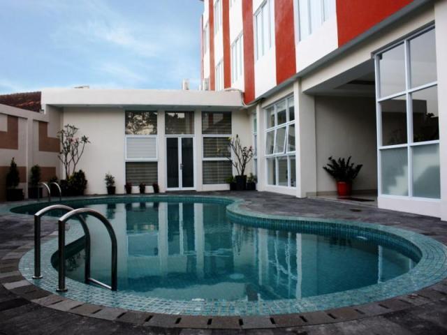 The Eight Hotel, Bandung - Jawa barat.