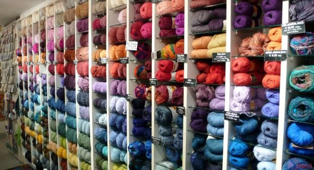 Boutiques de tricot Amsterdam - De Afstap - Jakecii 1