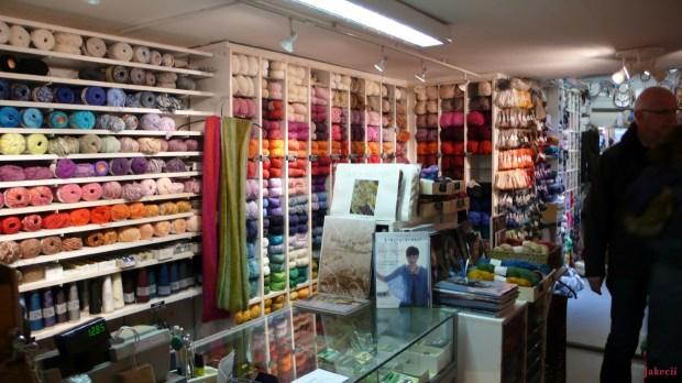 Boutiques de tricot Amsterdam - De Afstap - Jakecii 2