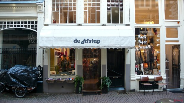 Boutiques de tricot Amsterdam - De Afstap - Jakecii