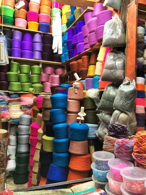 Jakecii Laine à Marrakech - Bahia Bab Mellah 3