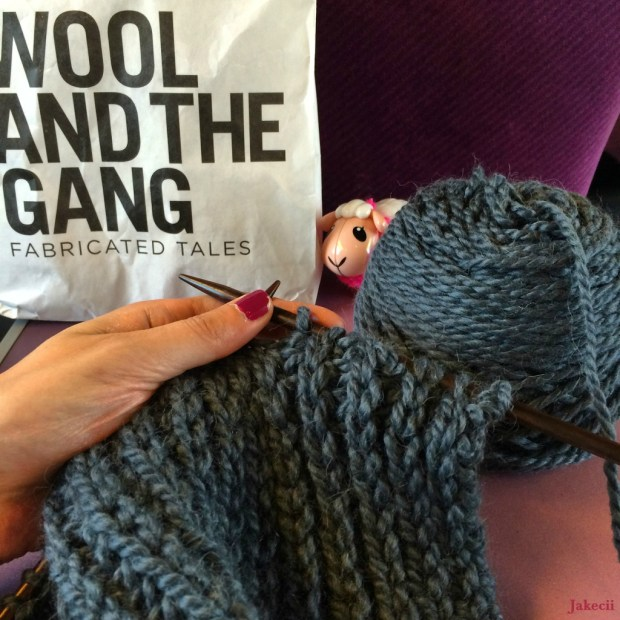 Jaki from the block - Wool and the Gang - Wellington Hat TGV - Jakecii