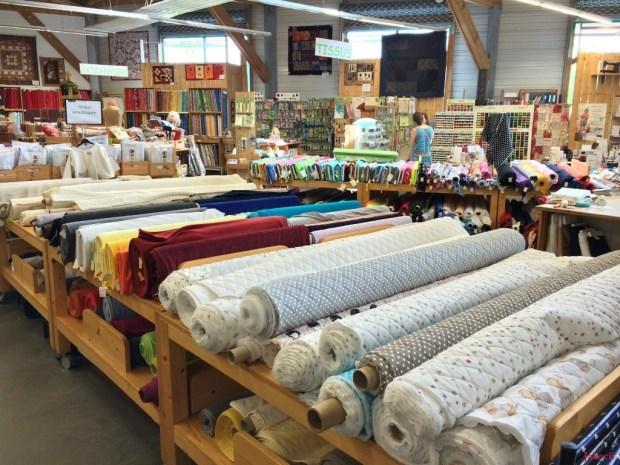 Vente de laines à Rennes - Ecolaines - Couture 1 - Jakecii