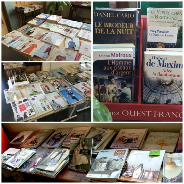 Vente de laines à Rennes - Ecolaines - Librairie - Jakecii