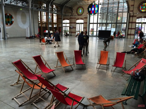 Jakecii - Apéro Tricoteurs 8 - 104 Paris - 1