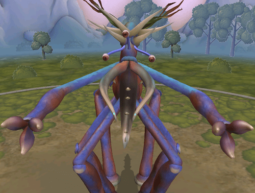 My Spore Creature