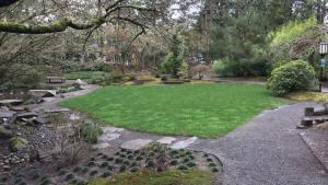 Japanese Garden in Olympia