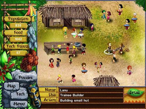 Virtual Villagers: A  New Home screenshot