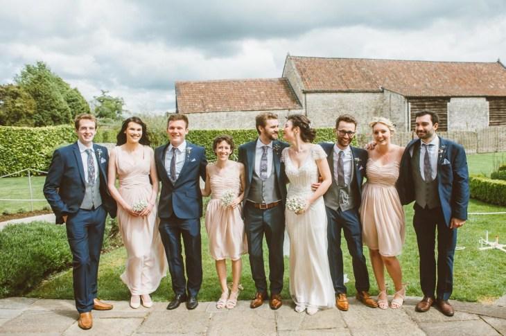 Priston Mill wedding photography-34