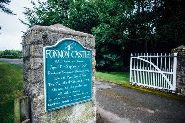 Fonmon Castle Wedding photography-13