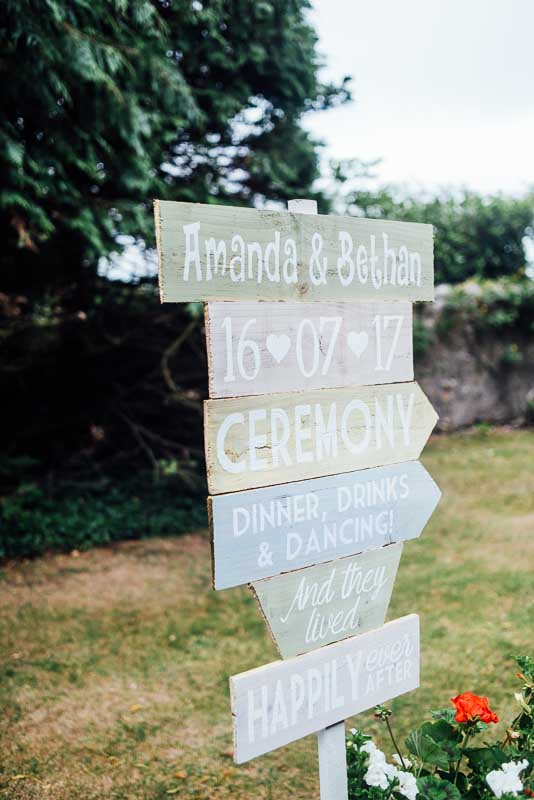 Fonmon Castle Wedding photography-15