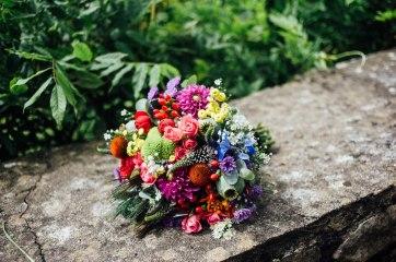 Fonmon Castle Wedding photography-24