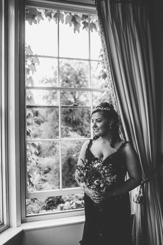 Fonmon Castle Wedding photography-39