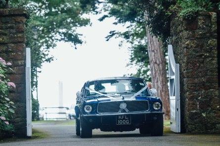 Fonmon Castle Wedding photography-46