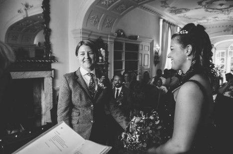 Fonmon Castle Wedding photography-64