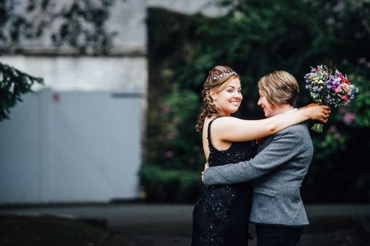Fonmon Castle Wedding photography-98