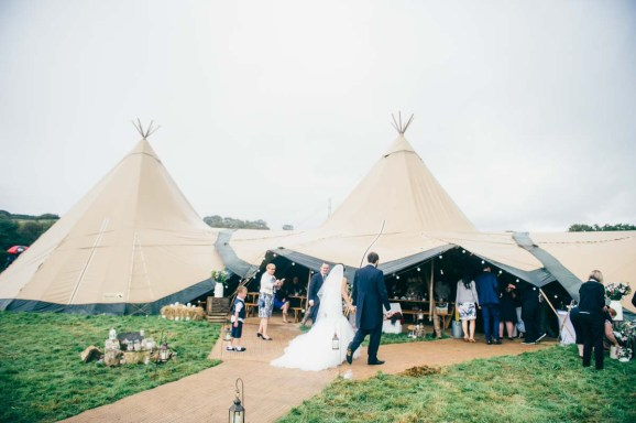 Tipi wedding Cardiff-62