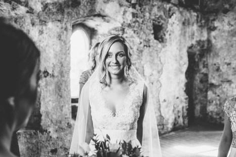 Manobier Castle wedding Photography-121