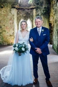 Manobier Castle wedding Photography-122