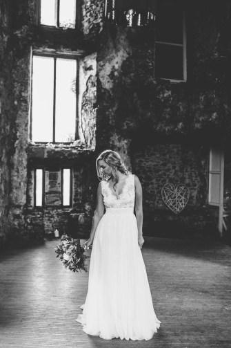 Manobier Castle wedding Photography-196