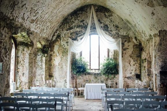 Manobier Castle wedding Photography-21