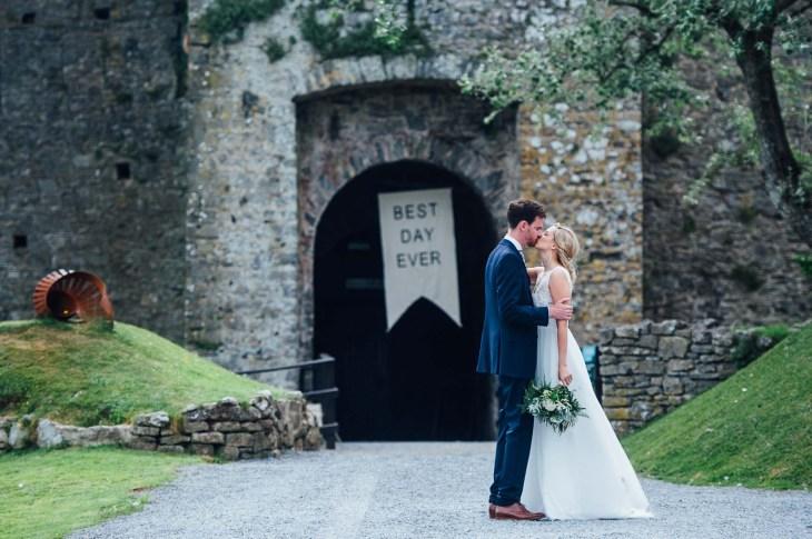 Manobier Castle wedding Photography-232