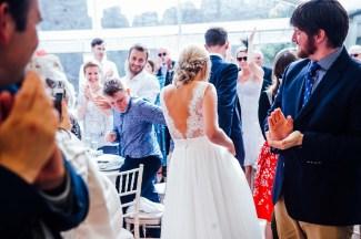 Manobier Castle wedding Photography-242