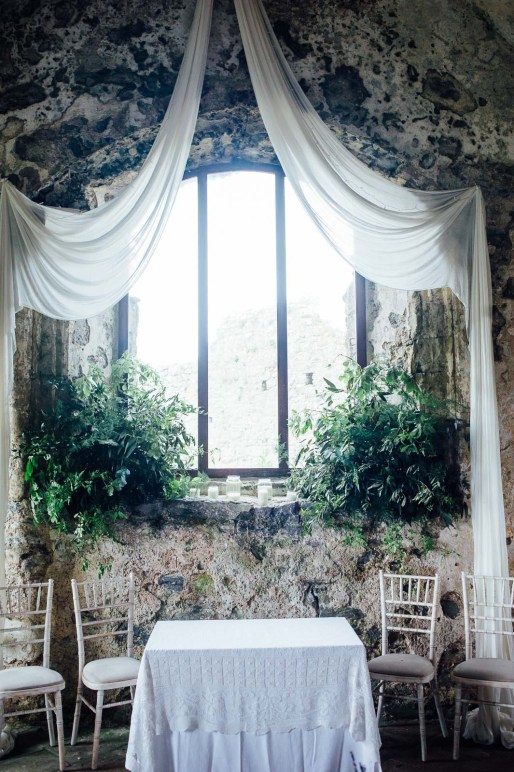 Manobier Castle wedding Photography-25