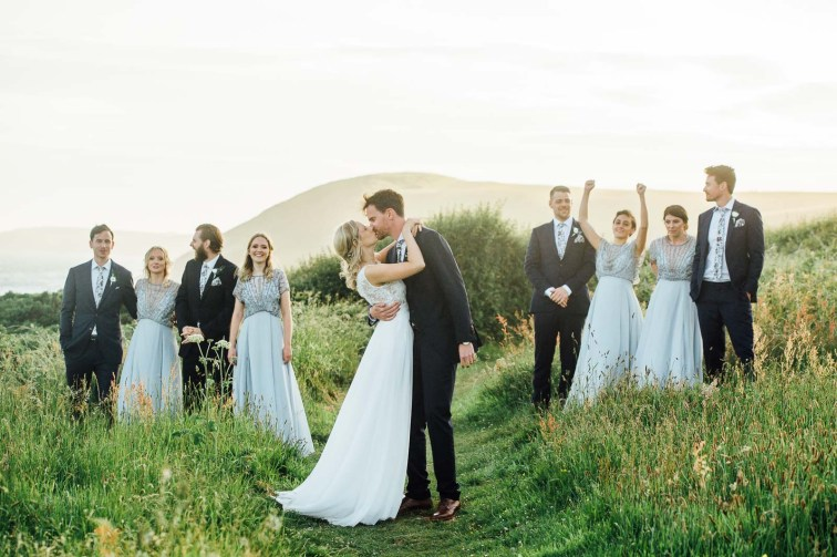 Manobier Castle wedding Photography-271