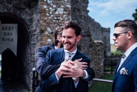 Manobier Castle wedding Photography-73