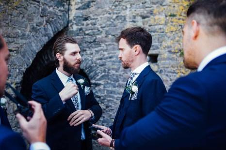 Manobier Castle wedding Photography-93