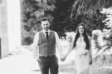 fonmon castle wedding photography-168