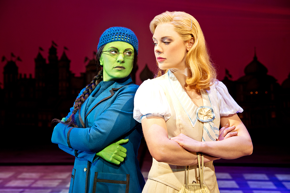 Review: Wicked, Apollo Theatre