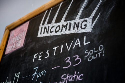 Incoming Festival