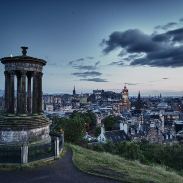 Surviving the Edinburgh Festival Fringe: How to Stay Healthy