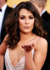 Lea Michele SAG Awards